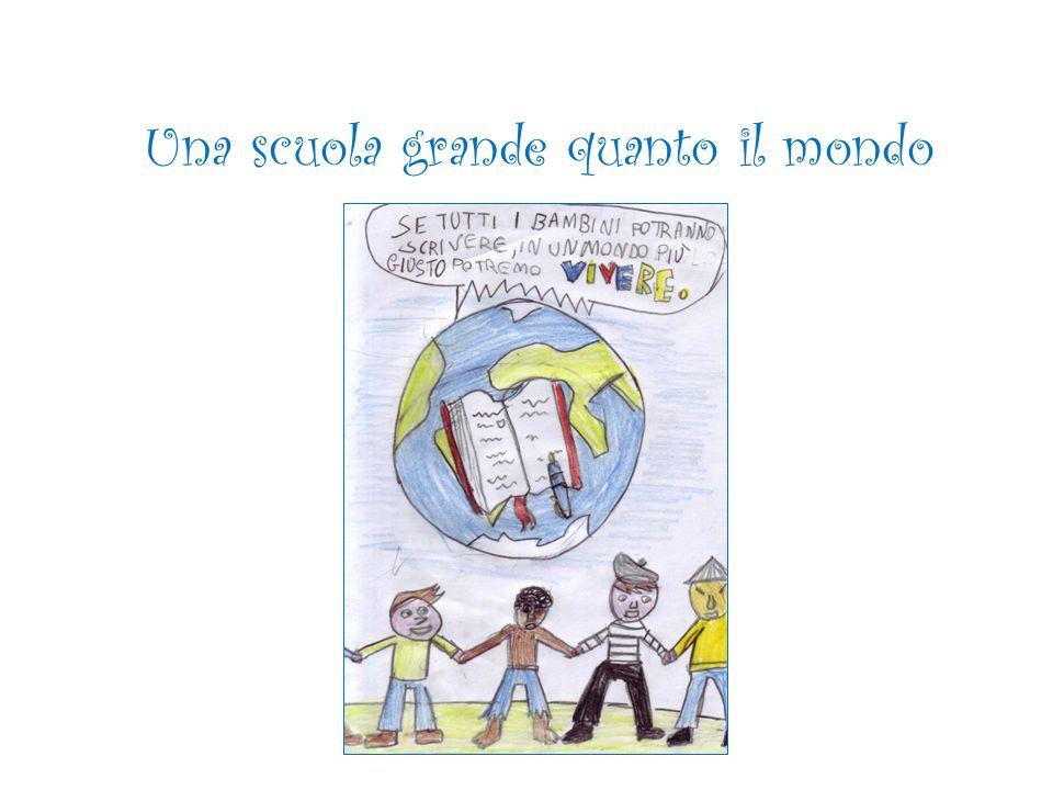 Una scuola grande quanto il mondo