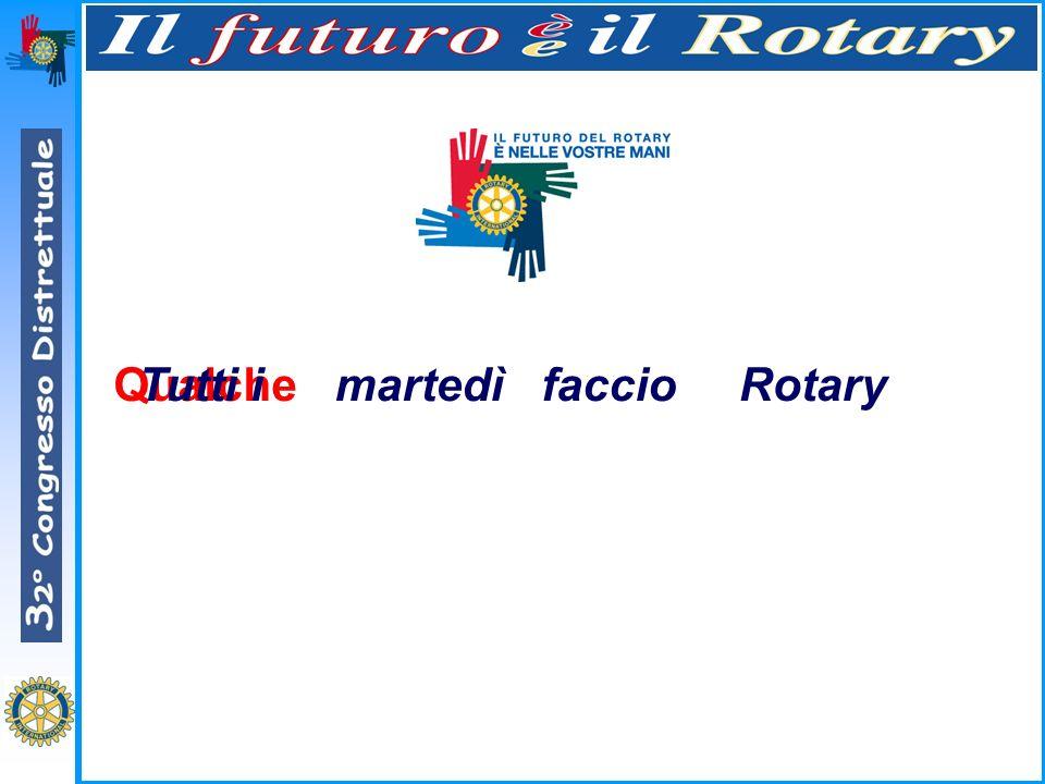 martedì Rotary faccioTutti igiorni