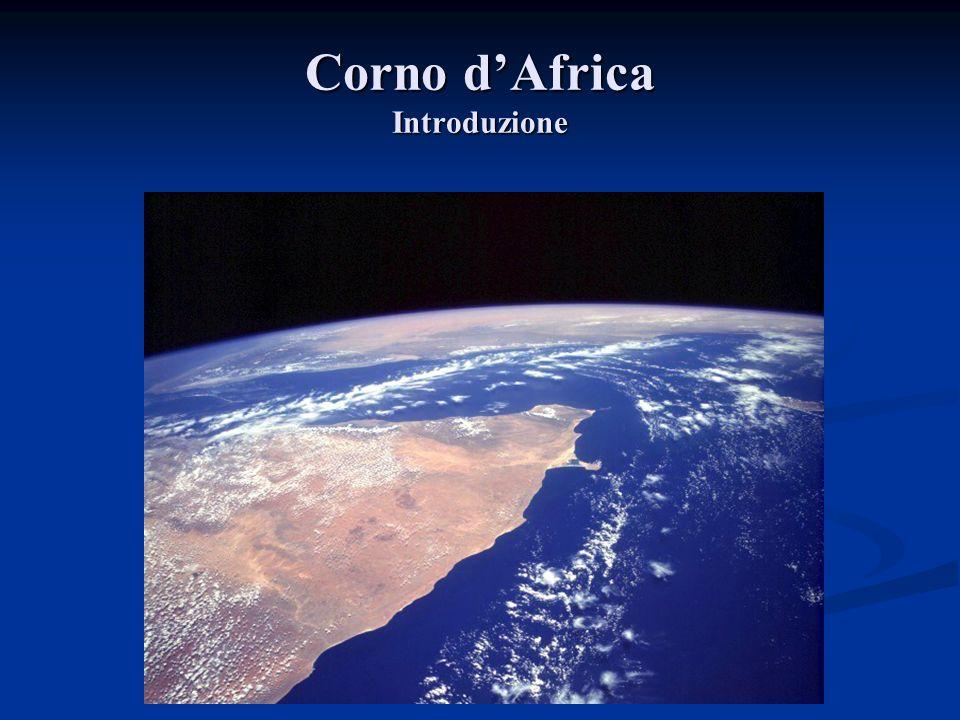 Popoli del Corno dAfrica