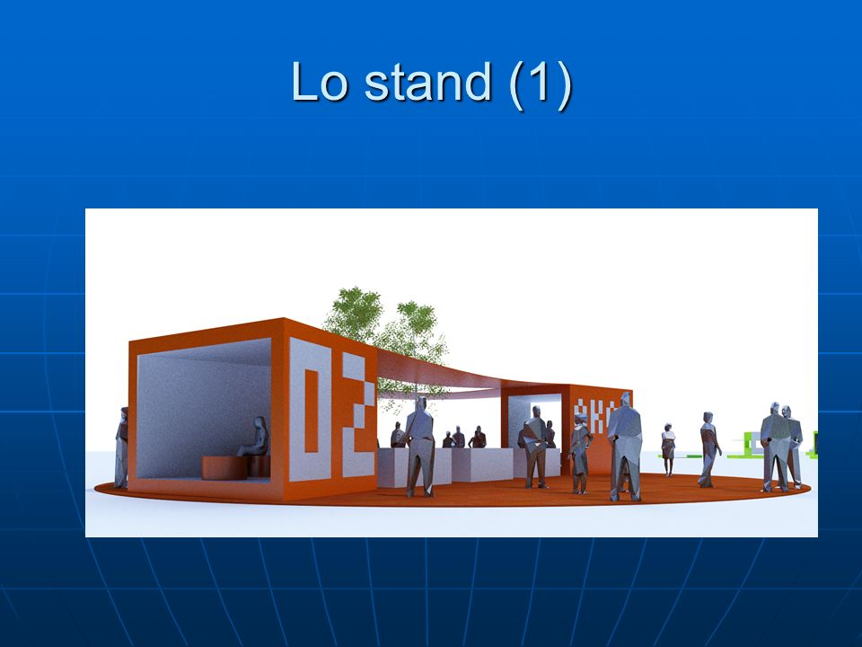 Lo stand (2)
