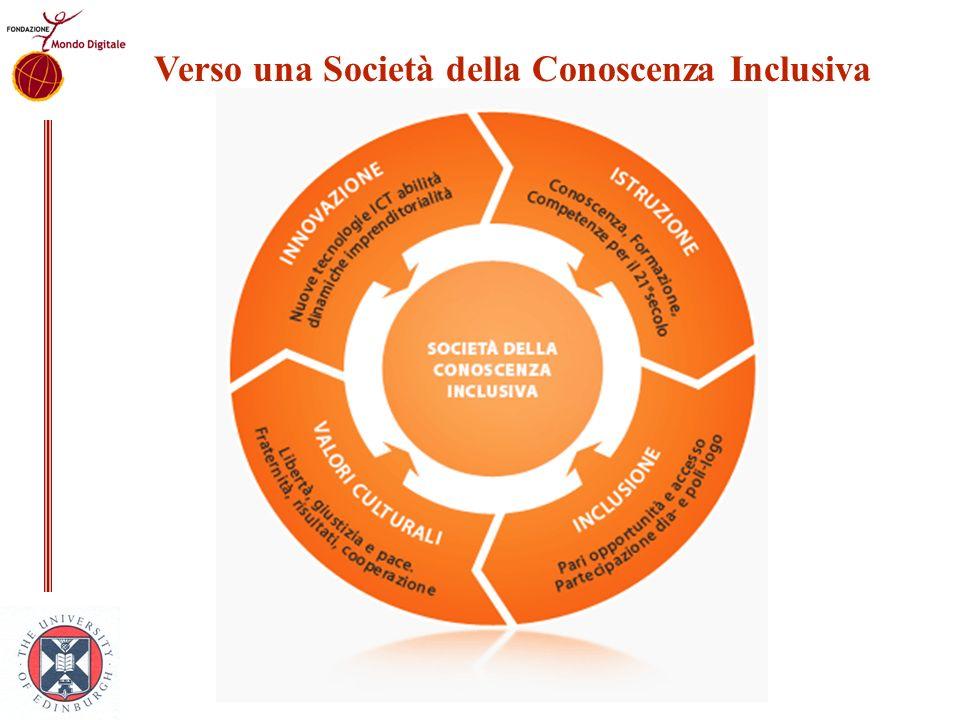 Innovazione, Istruzione e Inclusione in Italia e nell area Roma-Lazio