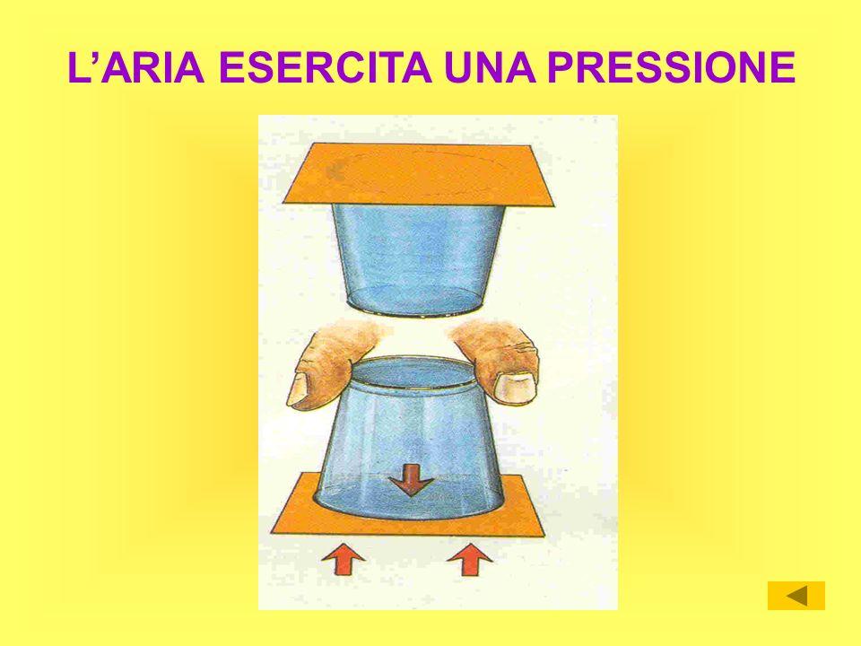 Materiale occorrente Un bicchiere Acqua Un cartoncino Esecuzione Riempire il bicchiere di acqua fino allorlo e appoggiare il cartoncino sul bordo del