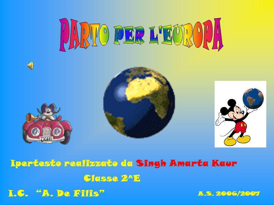 Ipertesto realizzato da Singh Amarta Kaur Classe 2^E I.C. A. De Filis A.S. 2006/2007