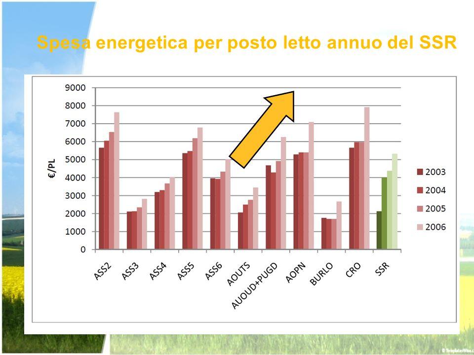 Cabina di regia (Ospedali/Università/Comuni) 9 punti in più alla rete di teleriscaldamento più potente Senza i 9 punti la soluzione sarebbe stata quella Economica