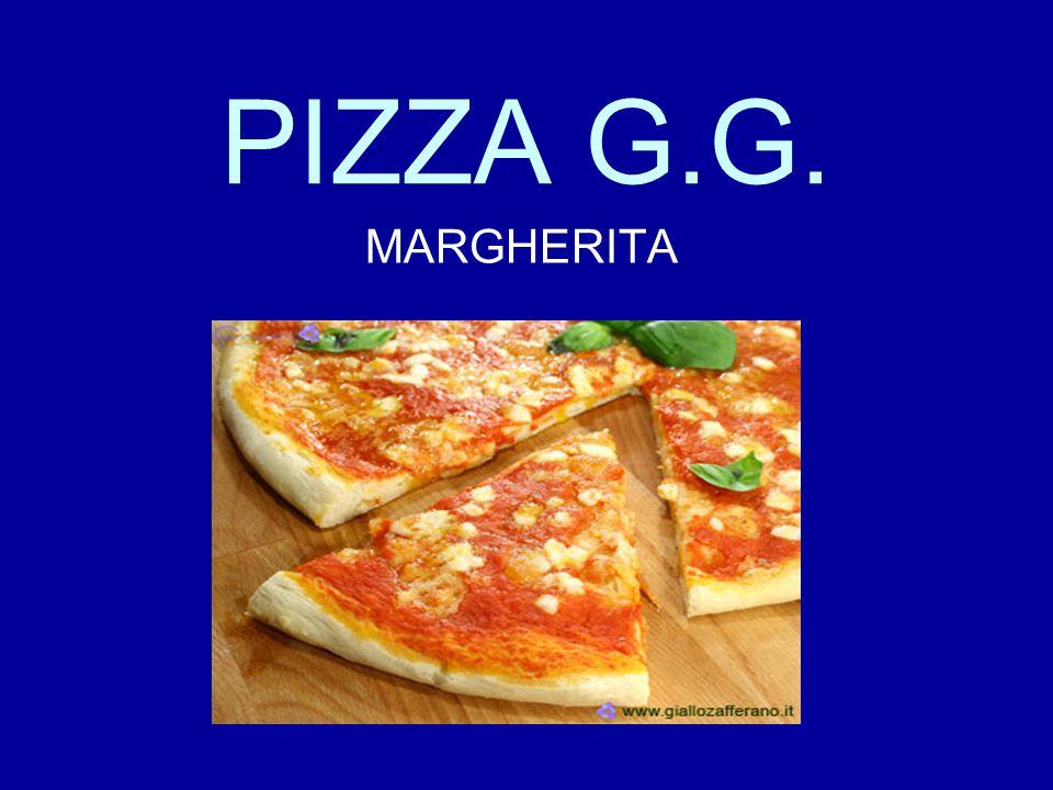 PIZZA G.G. MARGHERITA