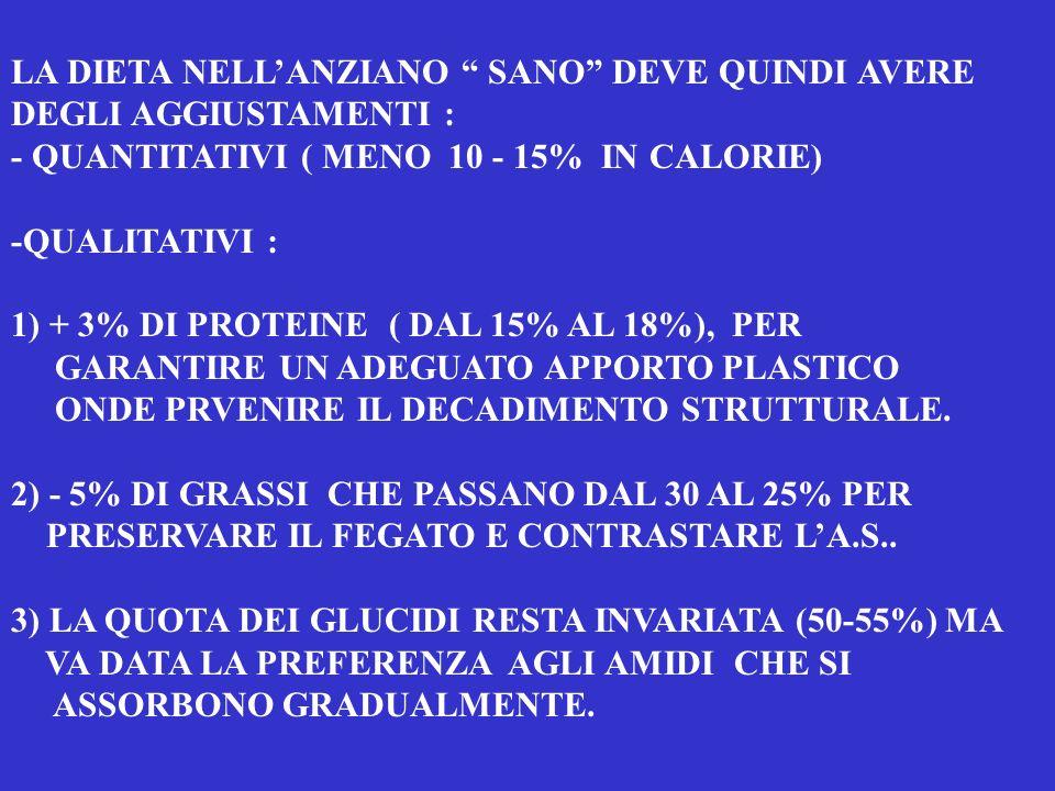 MINERALS FOR GOOD HEALTH A) MACROMINERAL S = CALCIO = 1000 mg/die CLORO = 5 gr/die Come NaCL MAGNESIO = 420 mg/die FOSFORO = 1000-1500 mg/die POTASSIO = 2000 mg/die SODIO = 5-6 gr/die come NaCl ZOLFO = E MOLTO PRESENTE NELLE DIETE.