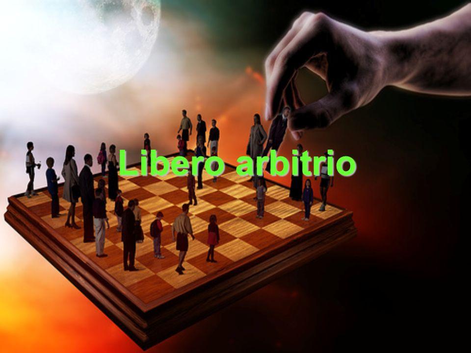 9 Libero arbitrio