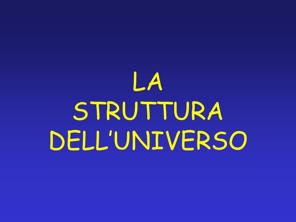 LA STRUTTURA DELLUNIVERSO