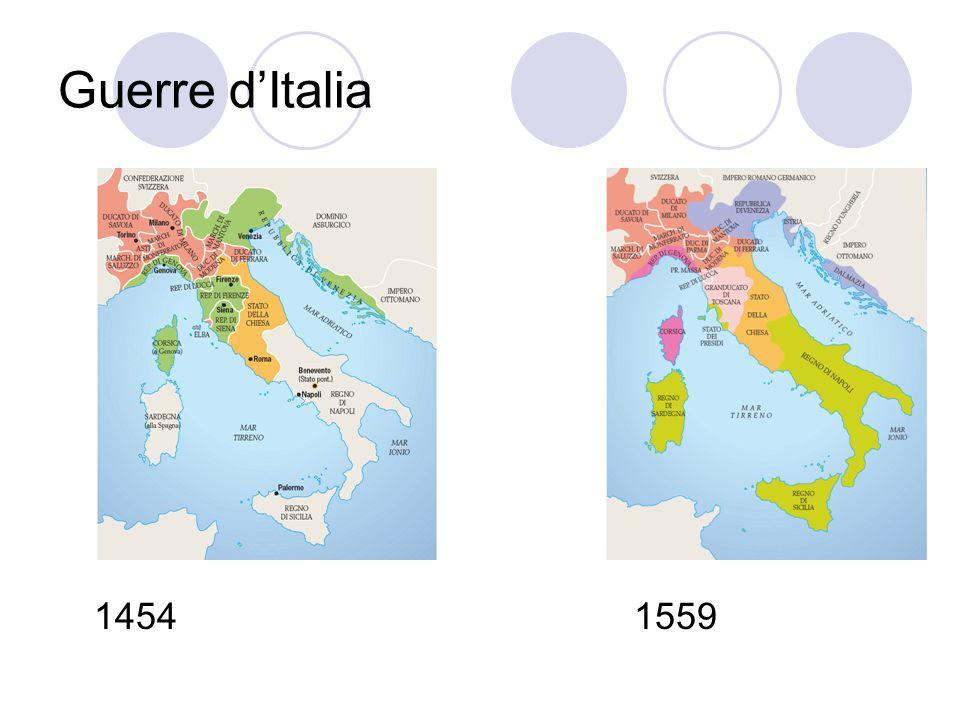 Guerre dItalia 14541559