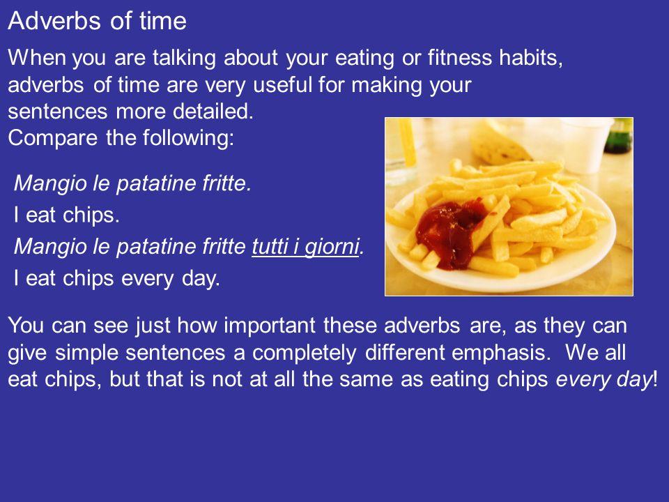 Nocivo Gli insaccati hanno molto colesterolo I dolci hanno molte calorie.