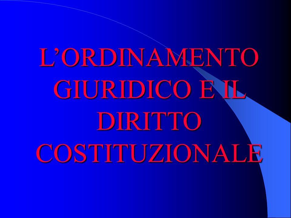 COSTITUZIONI SCRITTE – COSTITUZIONI CONSUETUDINARIE SCRITTE – Le norme delle Costituzione sono formalizzate in un documento scritto, che dà maggiore certezza e solennità CONSUETUDINARIE – Assenza di forma scritta.