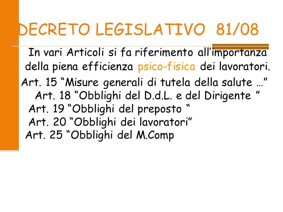 LAVORATORI A PROGETTO articolo 3, comma 7 Nei confronti dei lavoratori a progetto di cui agli articoli 61 e seguenti del decreto legislativo 10 settem