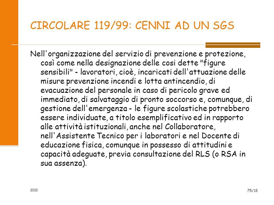 D. Lgs. 81/08 art. 18 comma 3 Gli obblighi relativi agli interventi strutturali e di manutenzione necessari per assicurare, ai sensi del presente decr