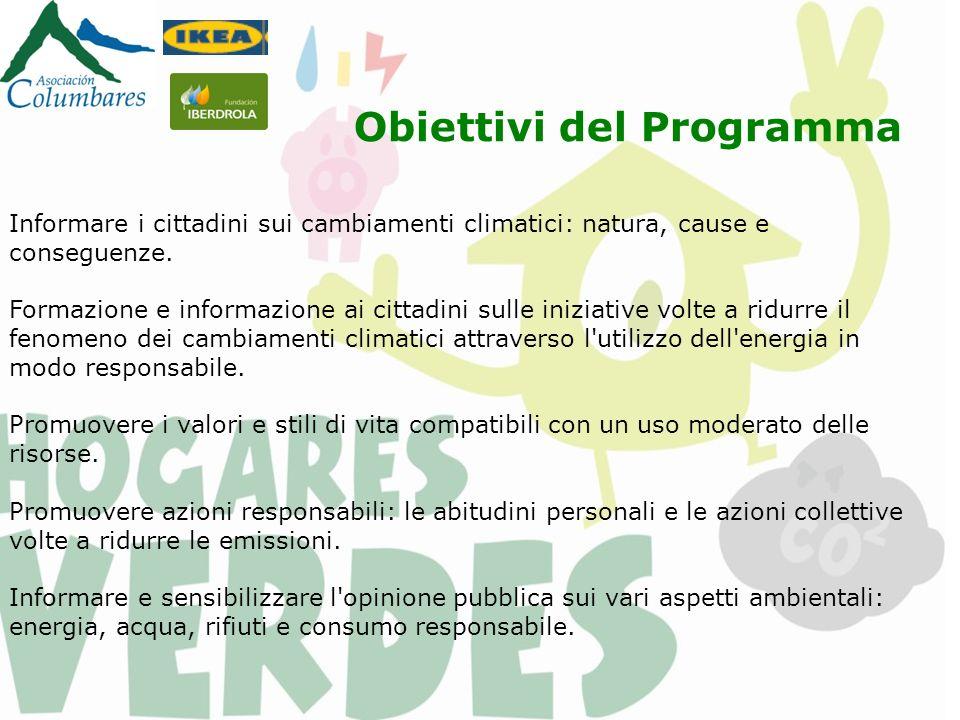 Informare i cittadini sui cambiamenti climatici: natura, cause e conseguenze. Formazione e informazione ai cittadini sulle iniziative volte a ridurre