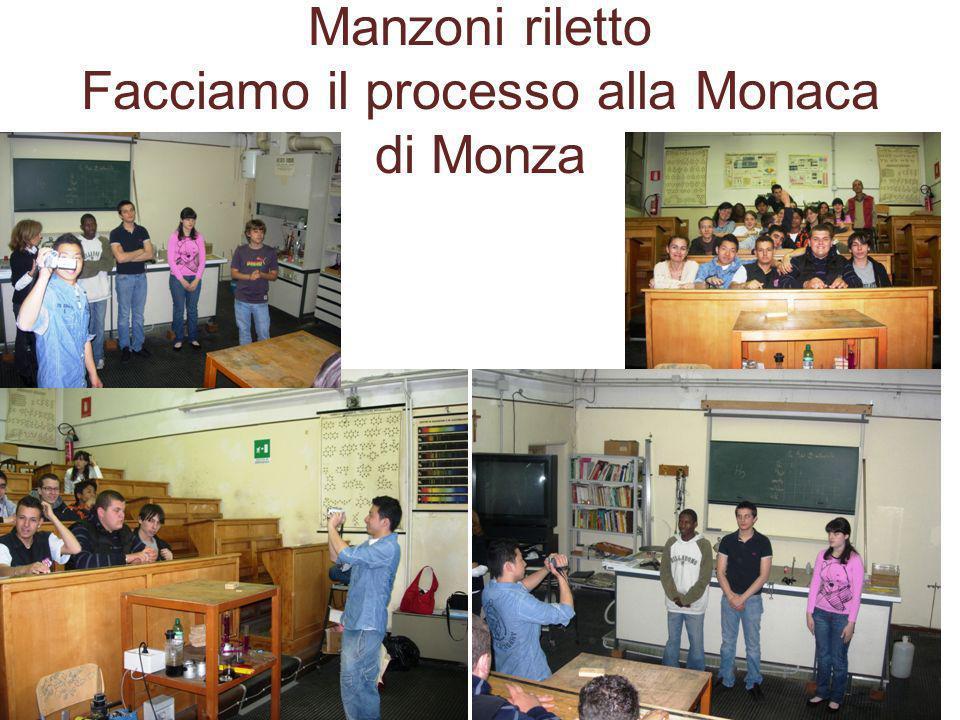 Manzoni riletto Facciamo il processo alla Monaca di Monza