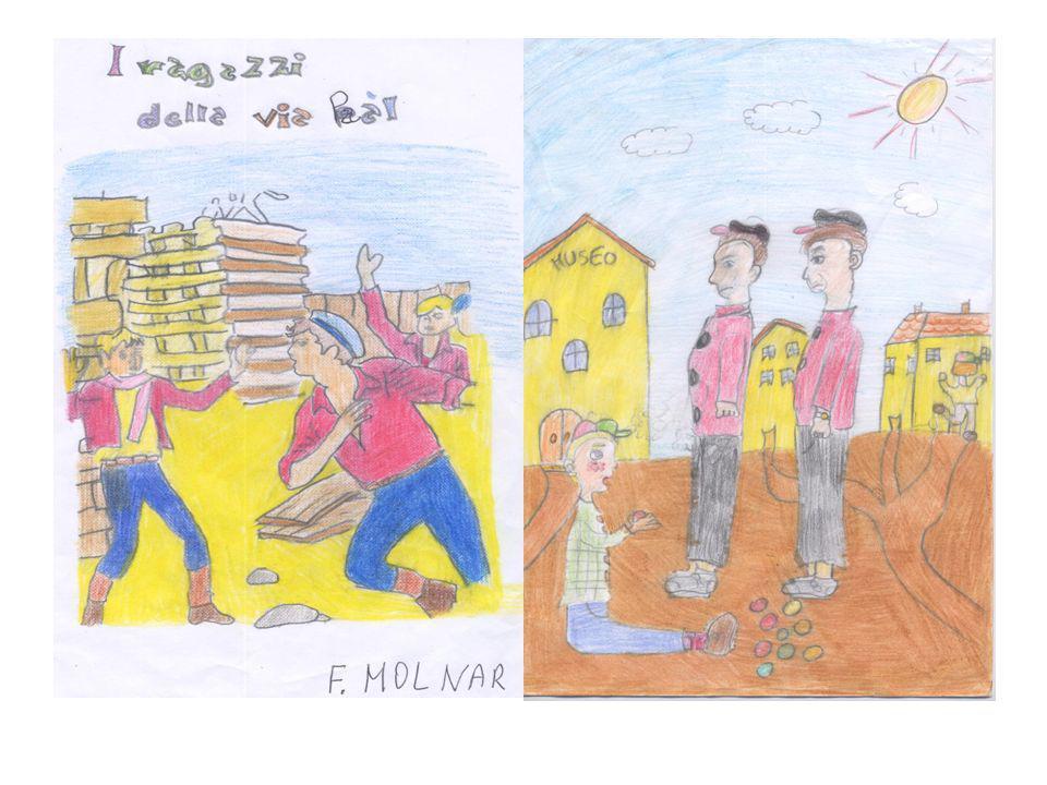 Il campo, per I Ragazzi della via Paal, rappresenta levasione da una vita povera ed economica, il parco-giochi dei loro sogni.