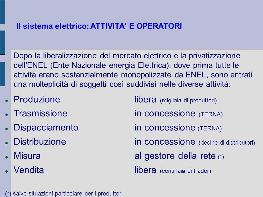 CASO PARTICOLARE: esercizio della facoltà di cui allart.3 comma 3.4 del TICA (Art.