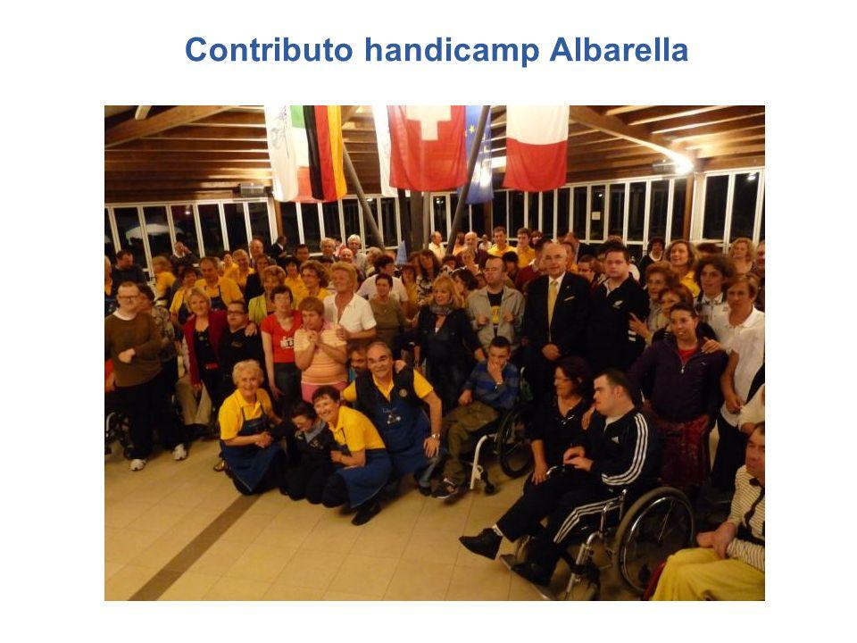 Tensostruttura per la Protezione Civile dellAssociazione Nazionale Alpini