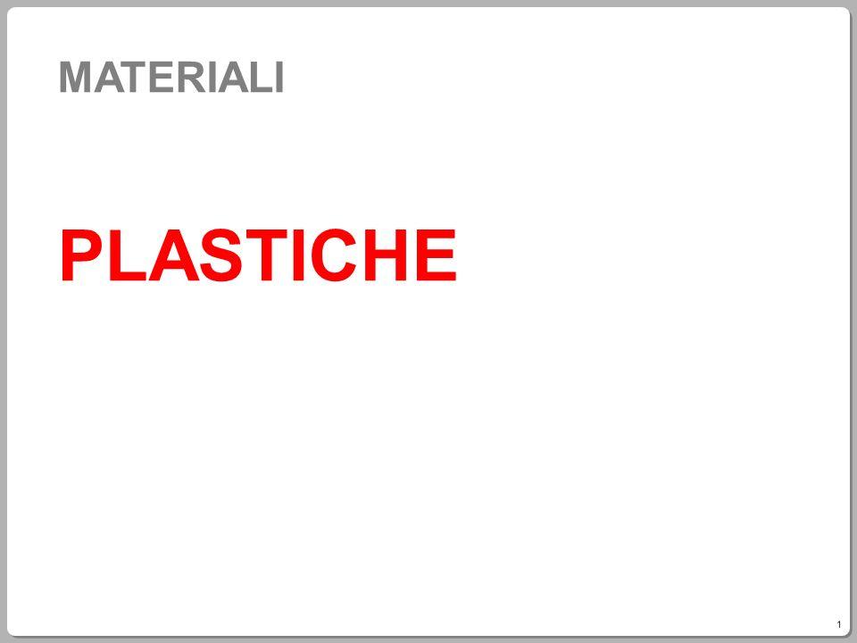 1 MATERIALI PLASTICHE