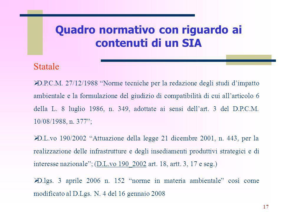 18 Regionale del Veneto D.G.R.V.11/05/1999, n.