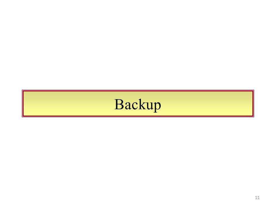 Backup 11