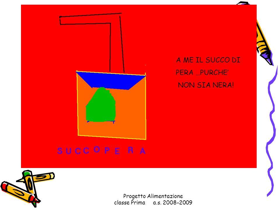 Progetto Alimentazione classe Prima a.s. 2008-2009 Brioscina brioscina fan le mamme ogni mattina. Barretta, barretta Una a Giada ed una a Benedetta. B