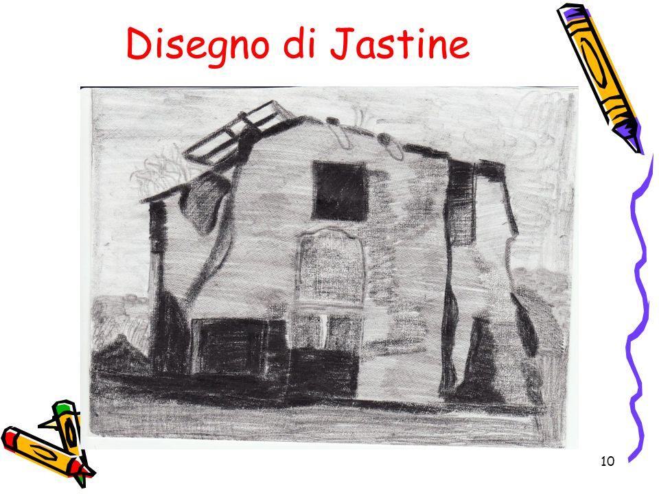 10 Disegno di Jastine