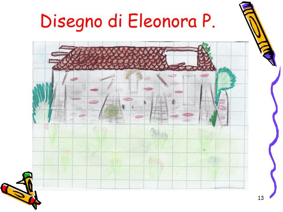 13 Disegno di Eleonora P.
