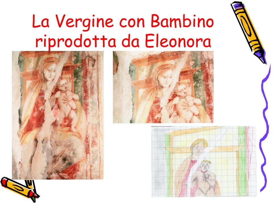 41 La Vergine con Bambino riprodotta da Eleonora