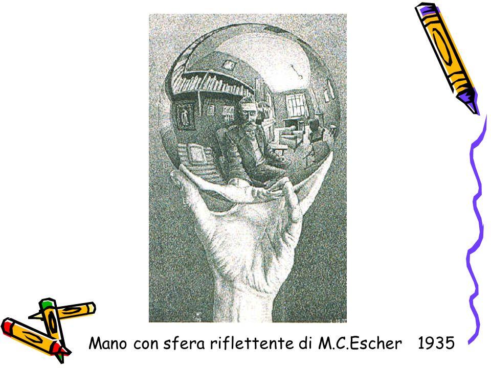 Come superare lautoreferenza? La mano di Escher disegna