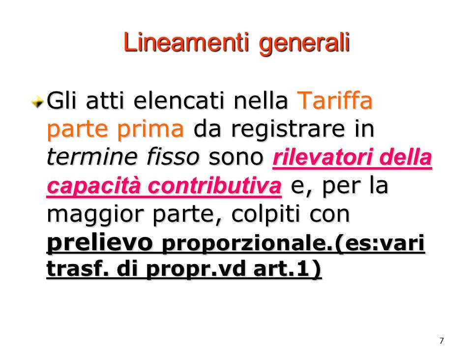 Esempio di avviso di accertamento: DIREZIONE PROVINCIALE DI PISA UFFICIO TERRITORIALE DI PISA GALLERIA G.B.