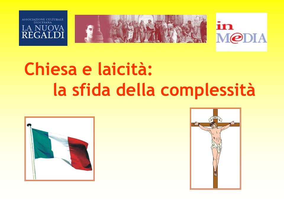 Chiesa e laicità: la sfida della complessità