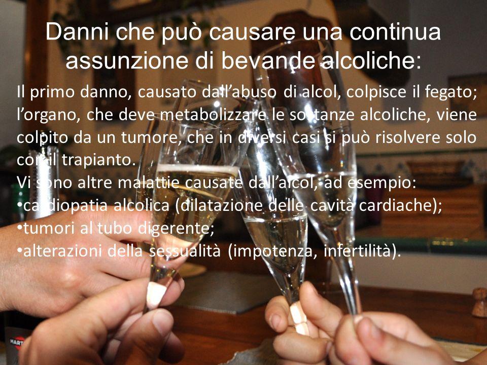 Conclusioni: Bere alcol e fumare sono due azioni che fanno molto male, a te stesso e a chi ti sta intorno, perché causano brutte malattie e a volte persino la morte.