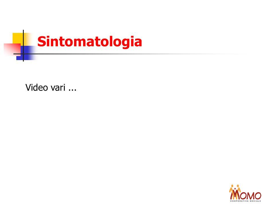 Sintomatologia Video vari...
