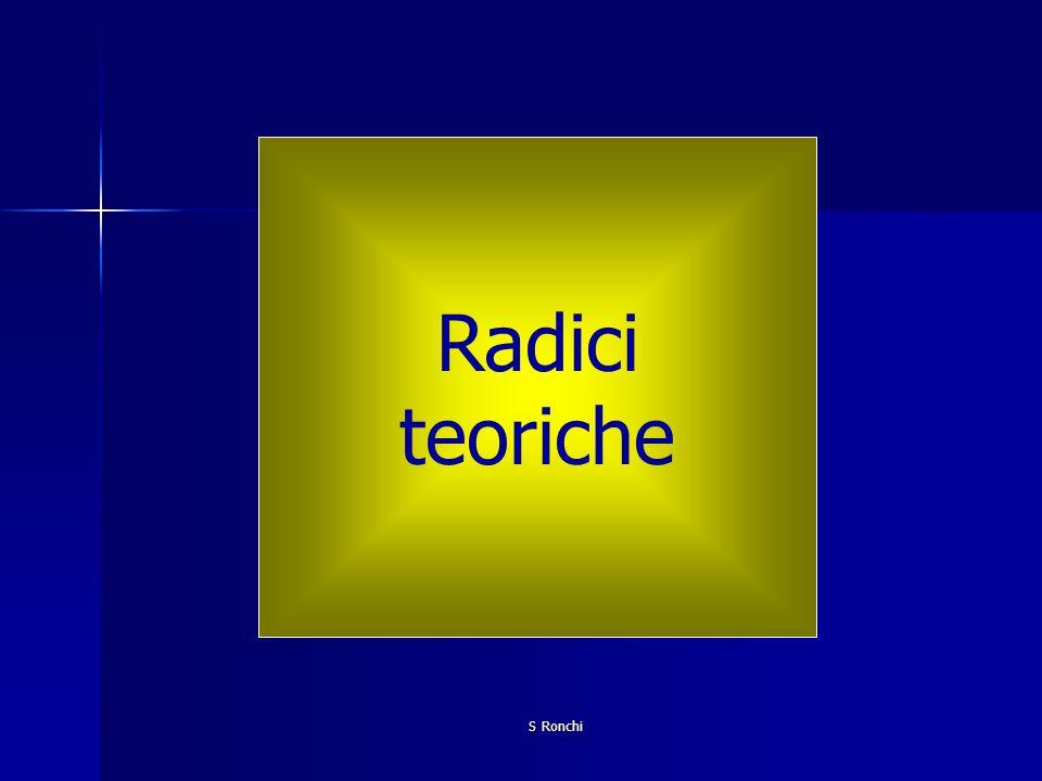 S Ronchi Radici teoriche