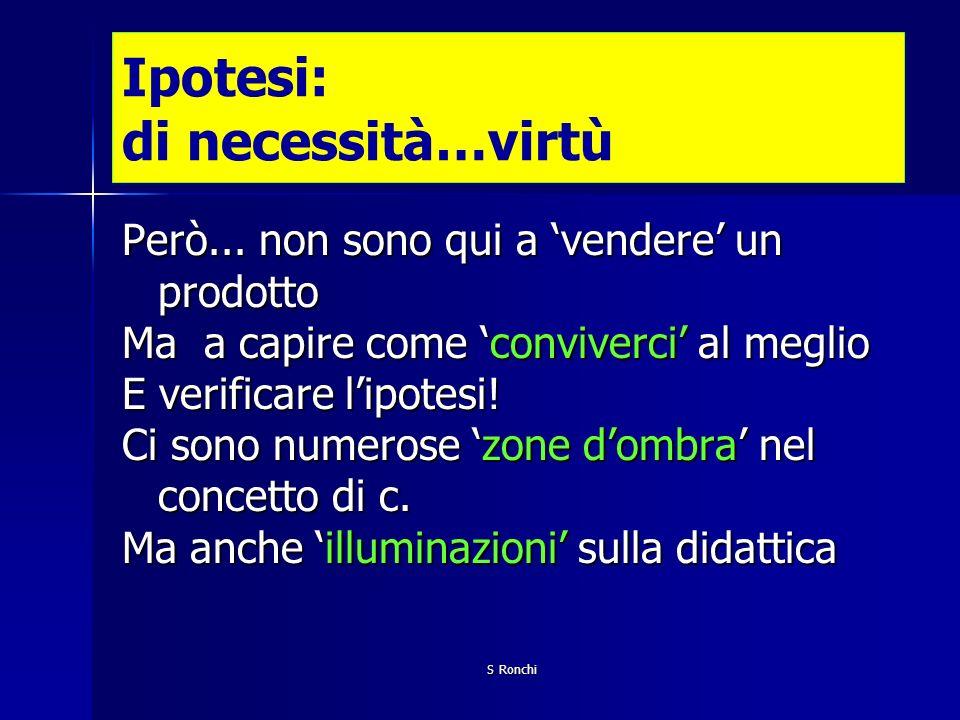 S Ronchi permanenze Dpr 275/99 Dpr 275/99 Nuovo esame di stato (1997) Nuovo esame di stato (1997) L.53, DL 59/04 e circ.