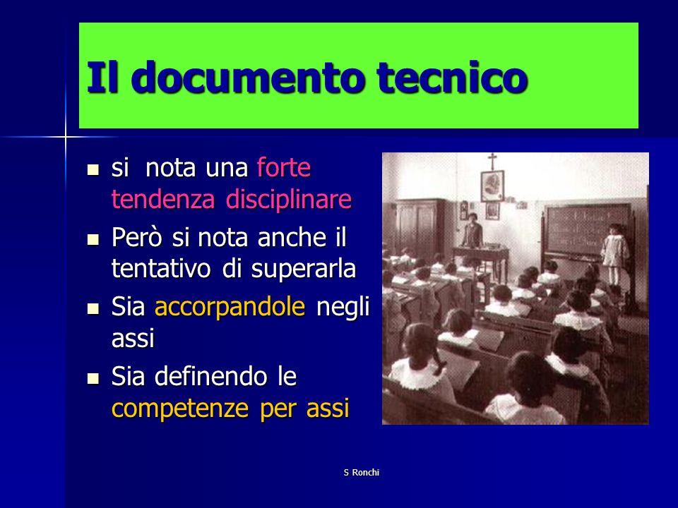 S Ronchi Italiano e latino(triennio) Per essere più chiari: una cosa è spiegare ad un alunno, ad esempio, che cosè lo Zibaldone di G.