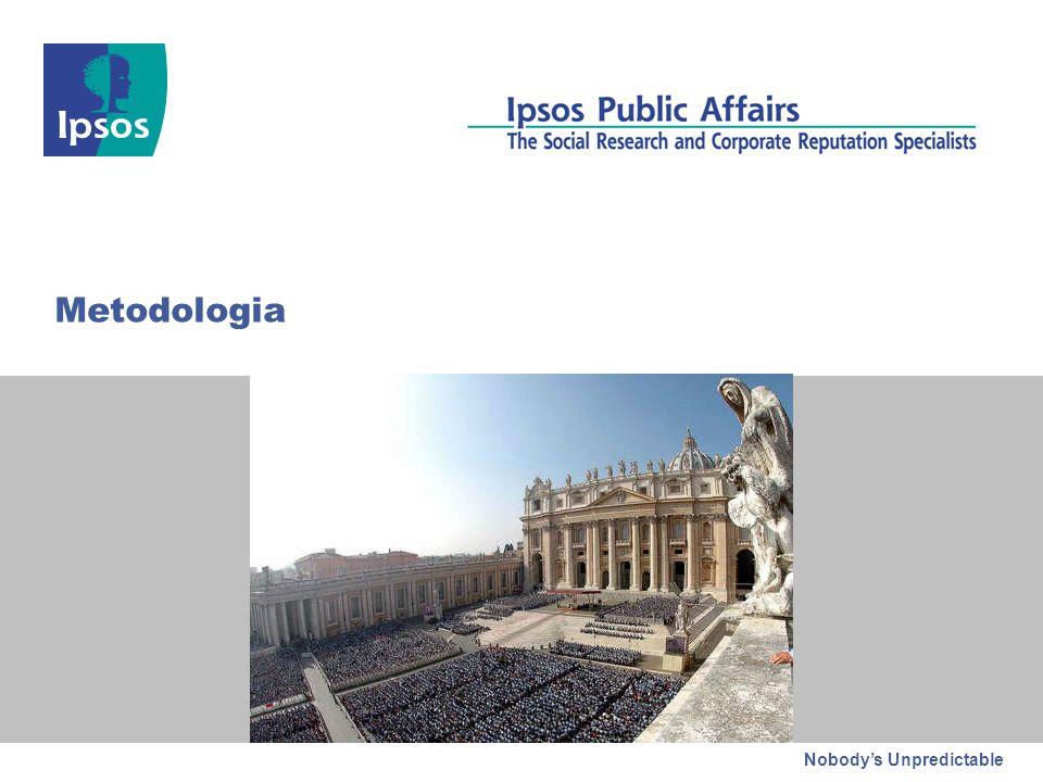 23 © 2011 Ipsos Confronto tra aspettative daccordo per i movimenti cattolici ed i politici Base: 1.000 casi Delta troveranno un accordo – non troveranno un accordo