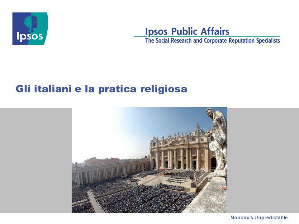 Nobodys Unpredictable Le opinioni sullazione dei movimenti cattolici dopo il discorso del Cardinale Bagnasco