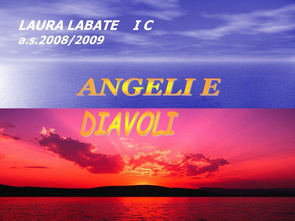 LAURA LABATE I C a.s.2008/2009