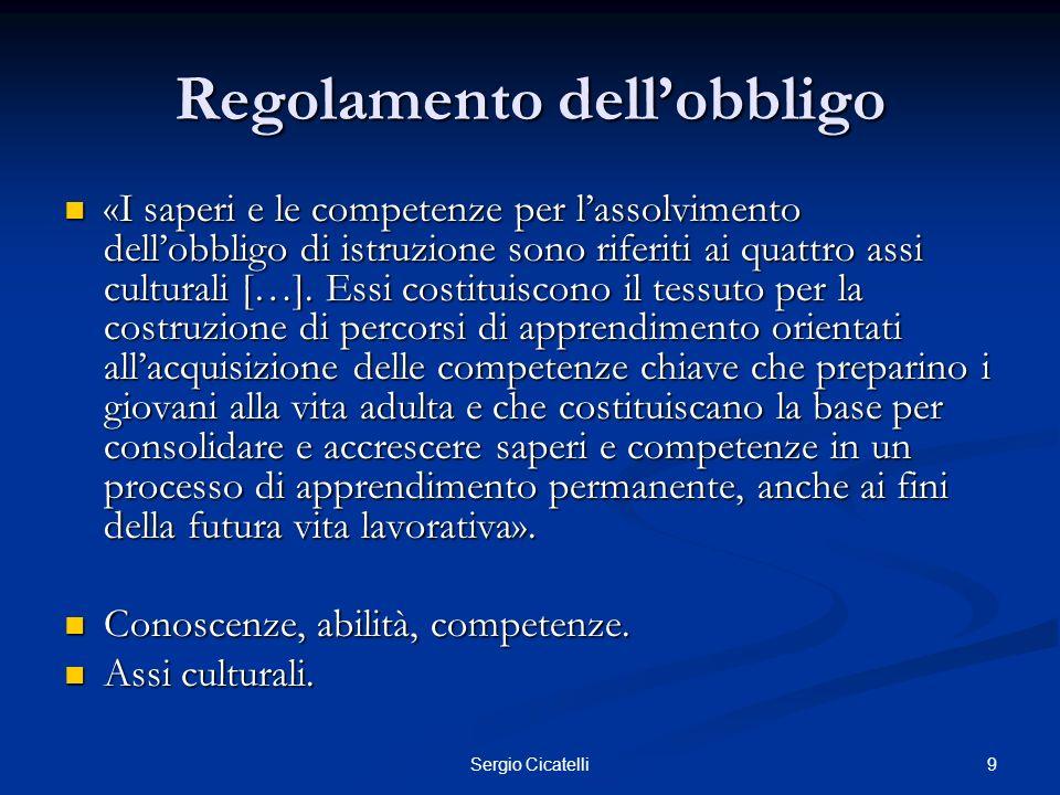 30Sergio Cicatelli Il Profilo di scuola cattolica La scuola cattolica (1977): «Leducazione integrale comprende in maniera imprescindibile la dimensione religiosa» (n.