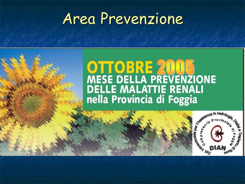 Area Prevenzione