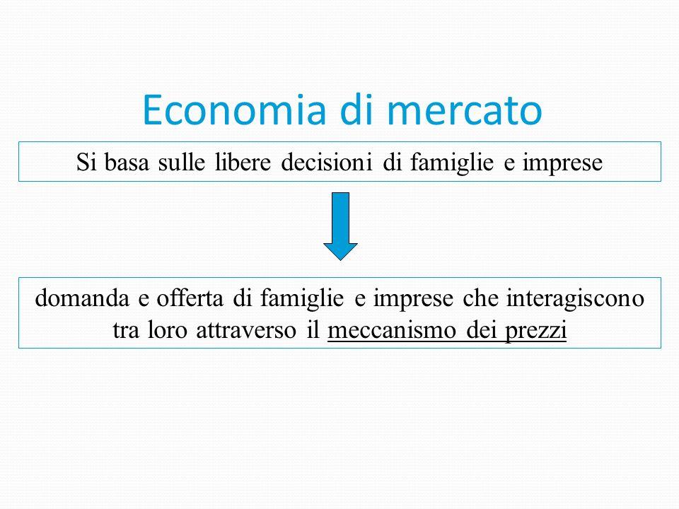 Esempio di economia pianificata la CINA Vantaggi: allocazione ottimale delle risorse