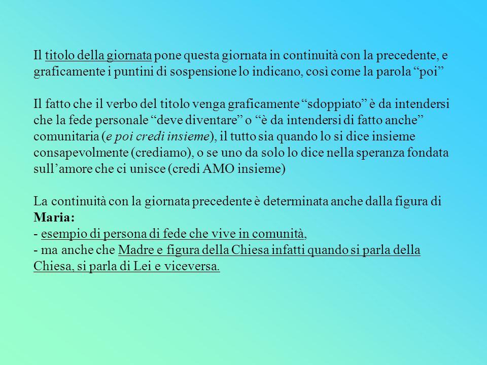 OBIETTIVI INTERMEDI 1.