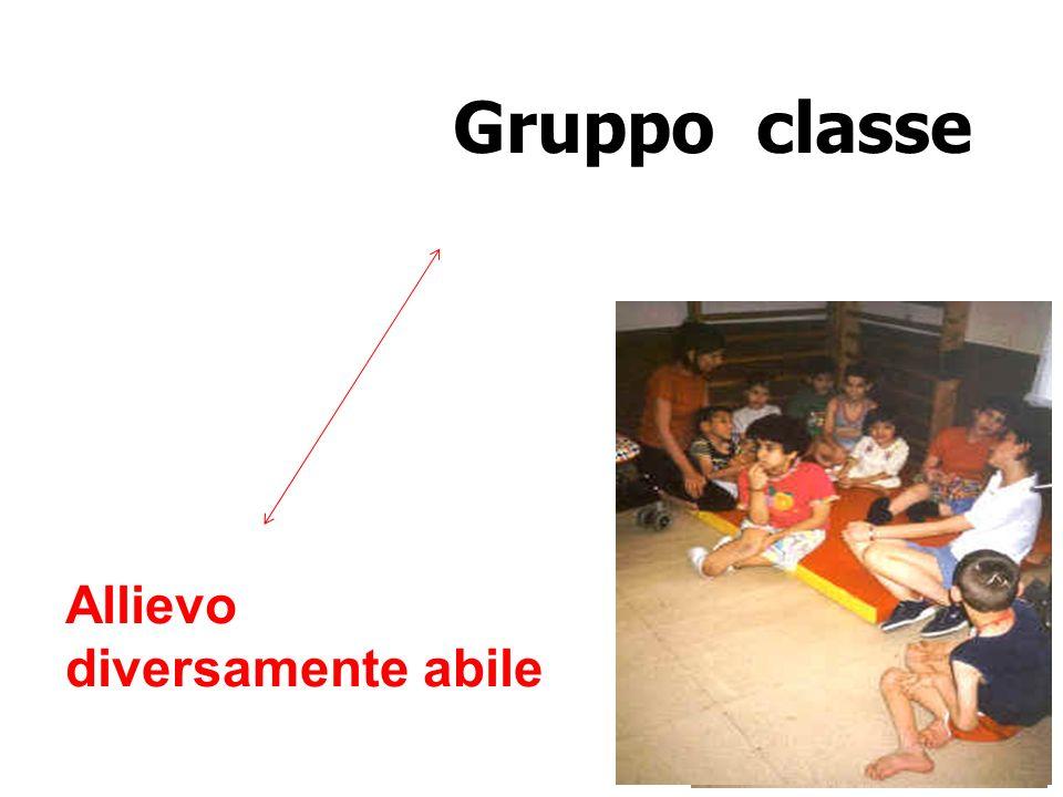 25 Gruppo classe Allievo diversamente abile