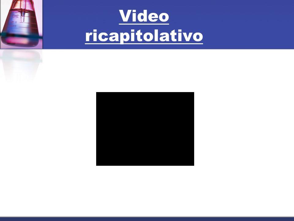 Video ricapitolativo
