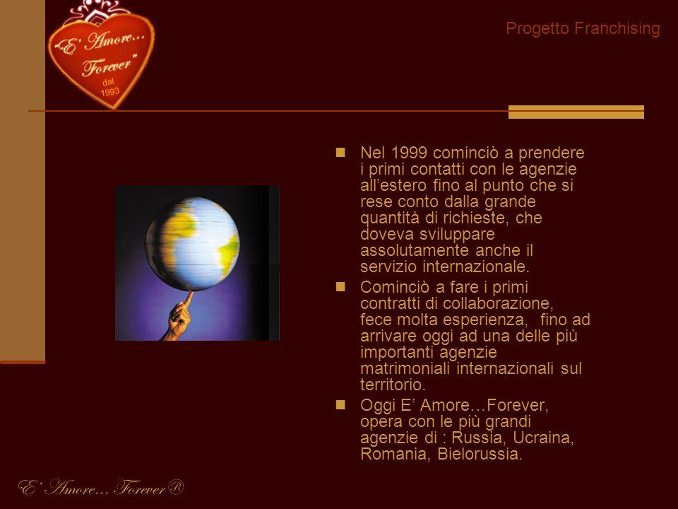 I nostri riconoscimenti Il 9 luglio 2007 l Agenzia Matrimoniale E Amore...Forever, riceve a Roma il premio alla carriera da Radio Corriere Tv, nota testata giornalistica della RAI, in diretta televisiva Sky.