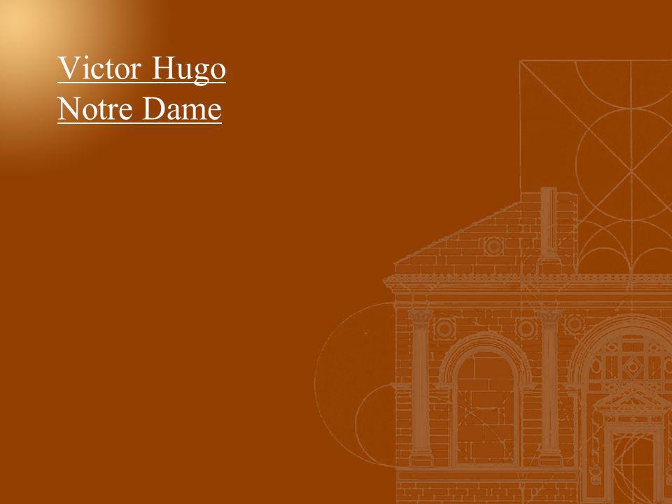 Victor Hugo Notre Dame