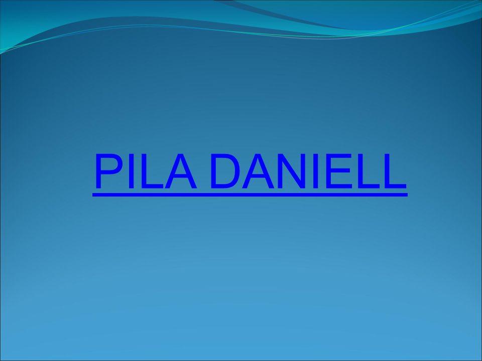 Nel 1836 fu inventata la pila Daniell dallomonimo chimico; si trattava di una pila costituita da un elettrodo di rame immerso nella soluzione del suo