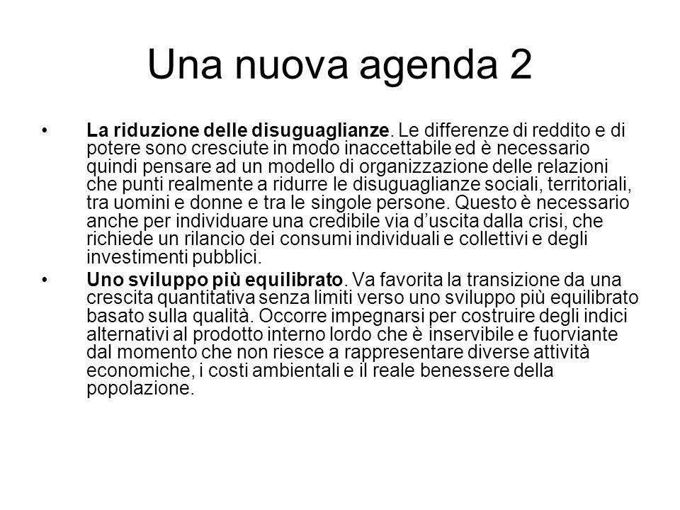 Leconomia e la politica di fronte alla crisi Fin qui il Manifesto.